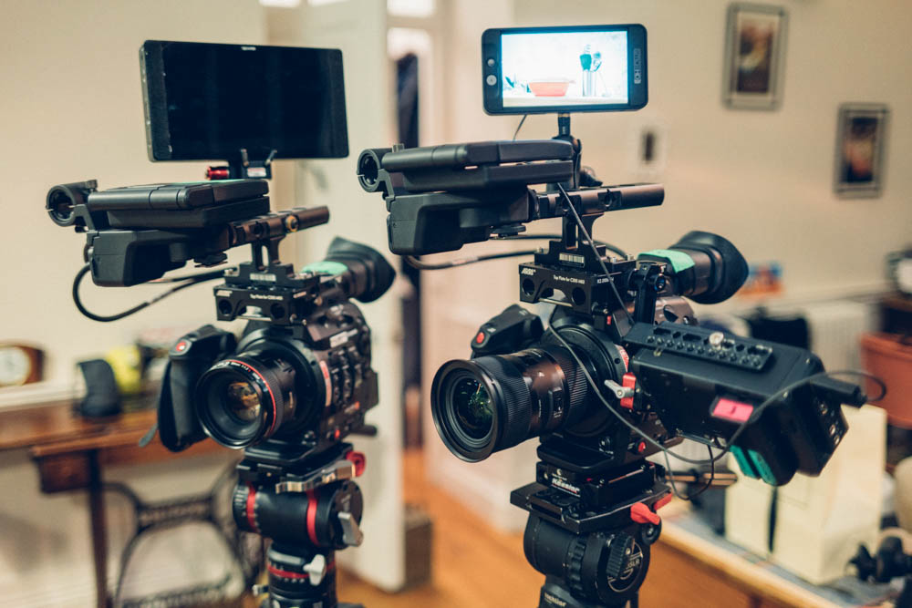In Depth Look At The Canon C300 Mark II - An Operators Point