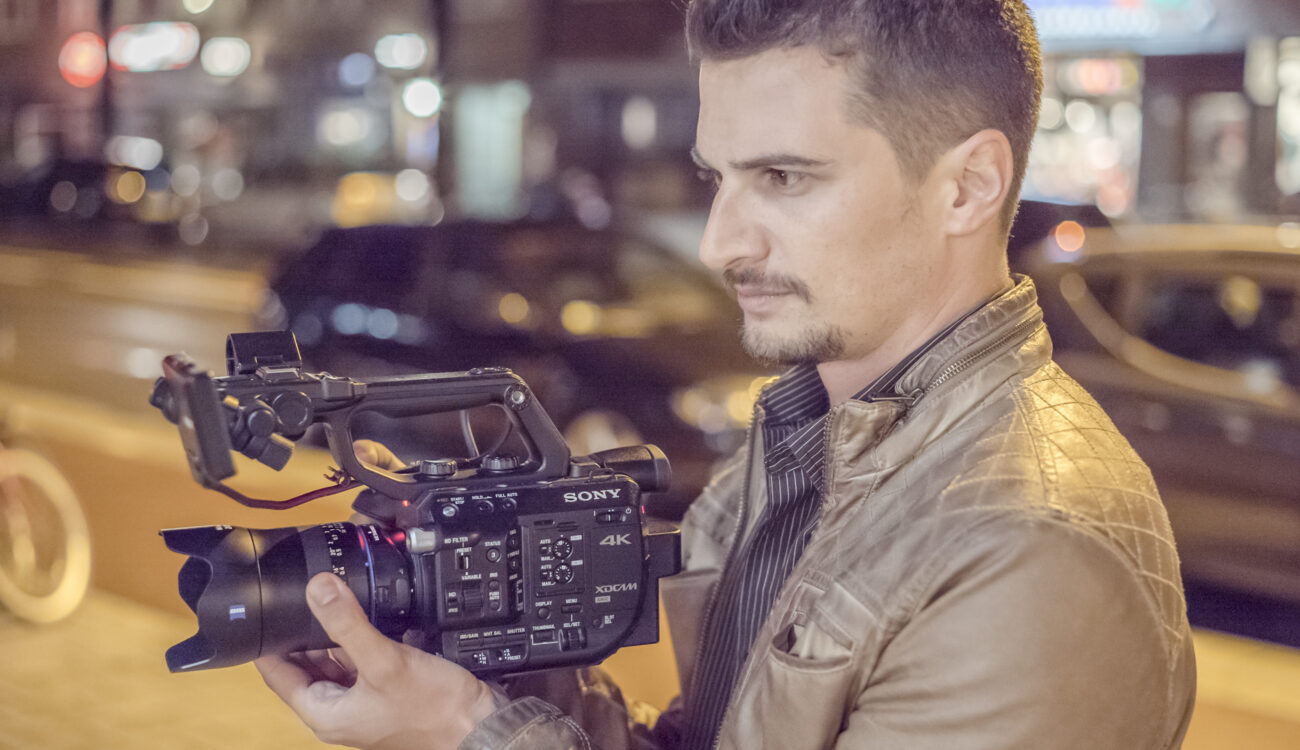 First Sony FS5 Hands-On Impressions of an FS7 Owner