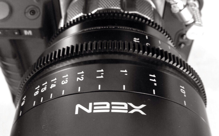 XEEN Cinema Lenses First Impressions