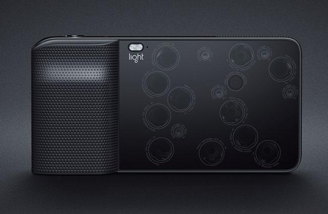 Light L16 - 16 Cameras in One Body, 52 Megapixel Stills