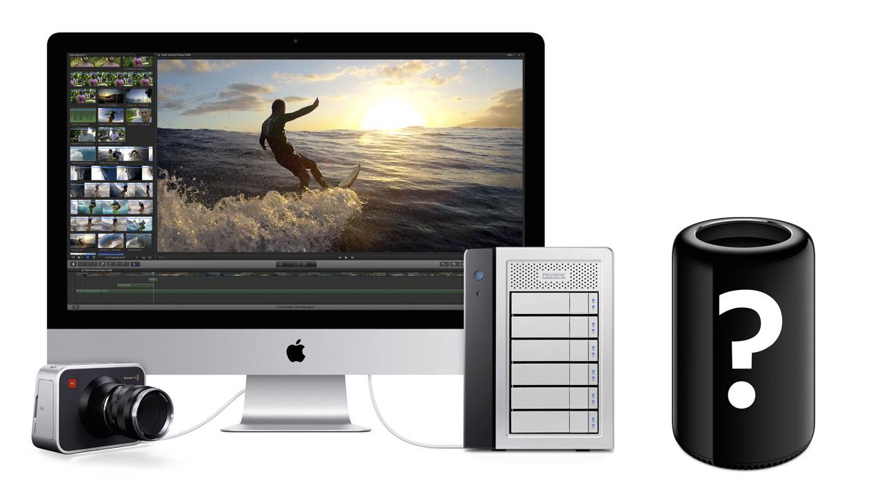 Apple Updates 5K iMac for Better Performance - Good for Video Editing?