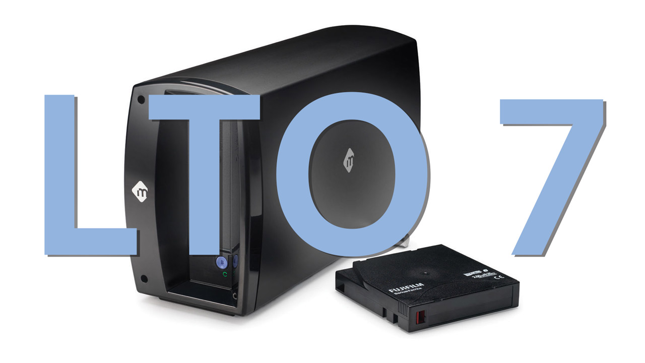 Have You Considered Tape Storage? LTO 7 Will Store 15TB Cheap for 30 Years