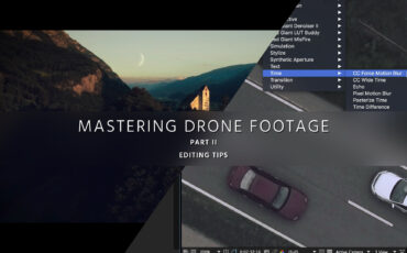 Improve Aerial Video in Post - Mastering Drone Footage - PART 2