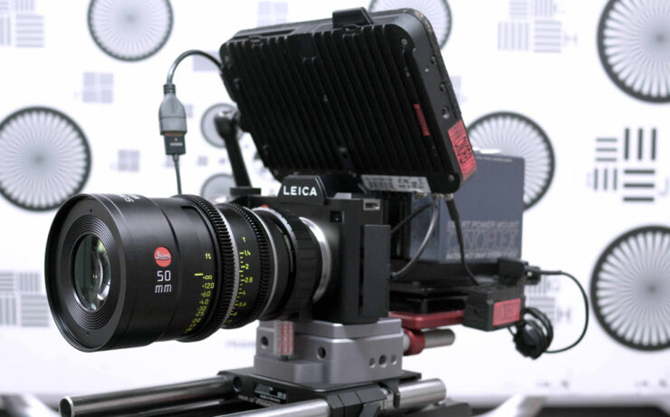 Leica SL - First Test Footage Spotted