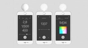 Lumu Power_iPhone Light Meter