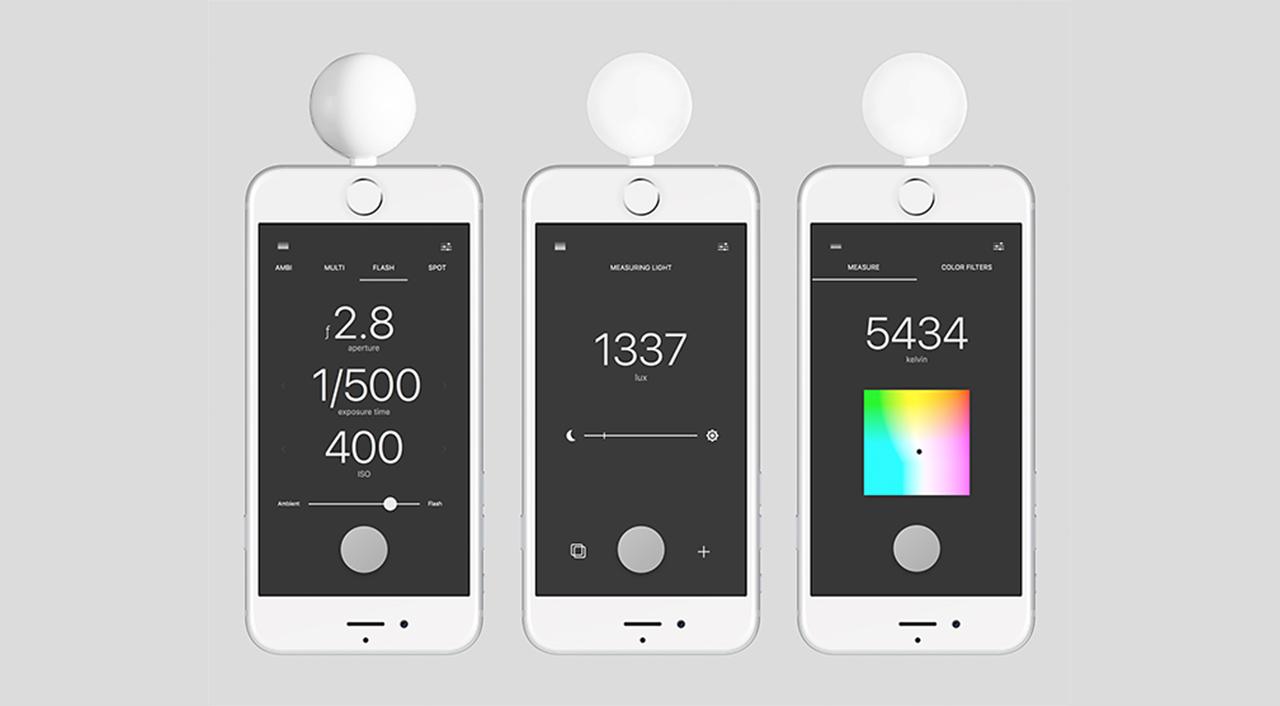 Lumu Power Kickstarter - The iPhone Light Meter Just Got a Lot Better