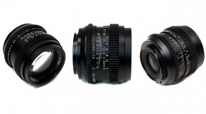 SLR Magic 50mm Cine FE