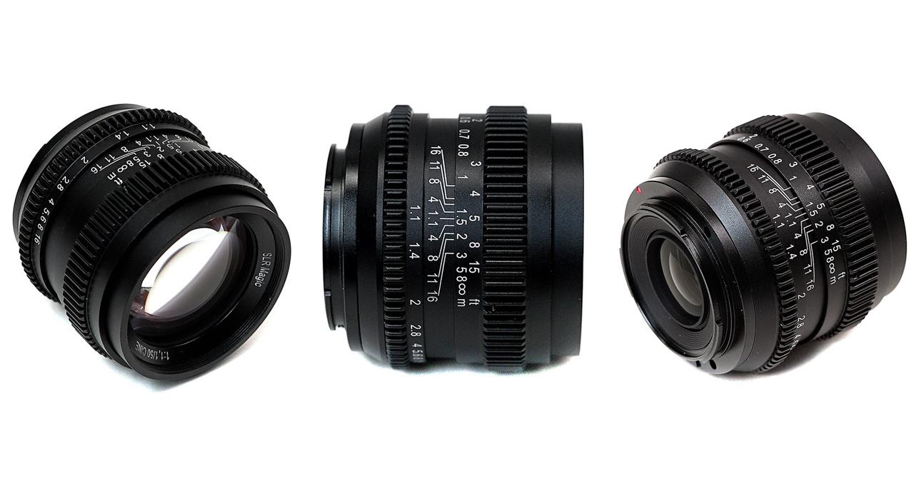 SLR Magic Cine f/1.1 50mm FE Lens is Super Fast & Super Affordable