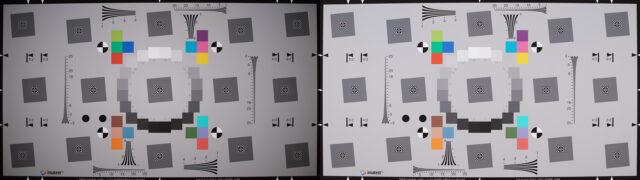 Left: Sigma 20mm Lens @ F/1.4   Right: Sigma 20mm Lens @ F/8.0