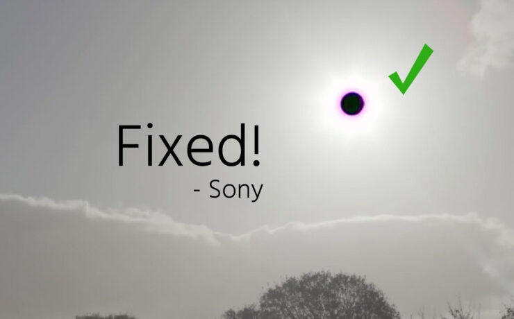 """Sony Issues a7S II Firmware Update, Fixing """"Black Hole Sun"""" Problem"""