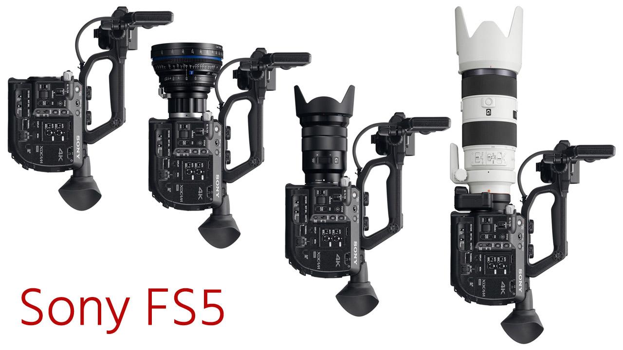 Sony FS5 Features - In-Depth Run-Through Video