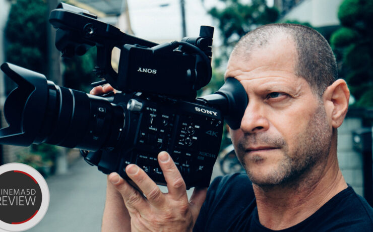 Sony FS5 Review - First Impressions & Footage