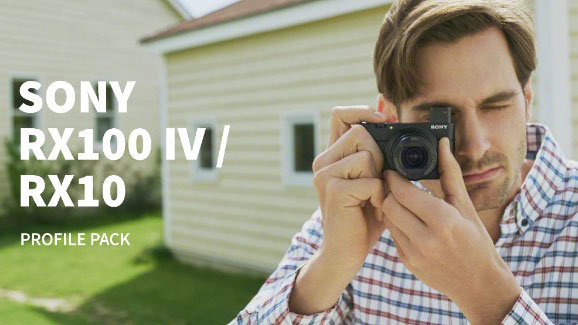 FilmConvert for Sony RX100 IV and RX10 Available