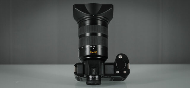 Leica-SL Top look