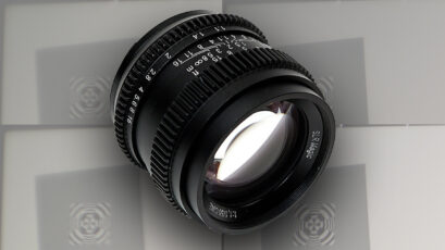 SLR Magic 50mm f/1.1 Now Shipping - Improved Quality For Same Price