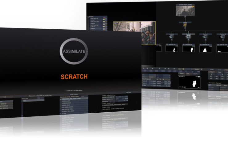Resistance Is Futile - Assimilate Inc's Scratch For Color and Finishing