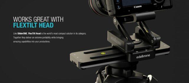 SliderONE_Compact Camera Slider_1