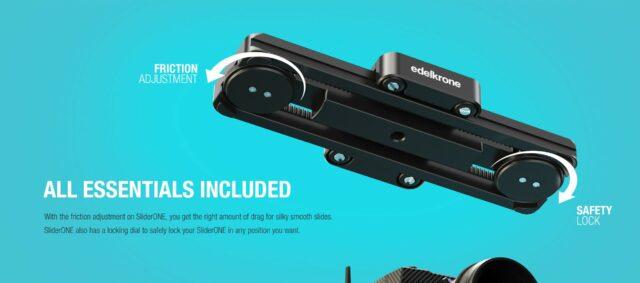 SliderONE_Compact Camera Slider_2