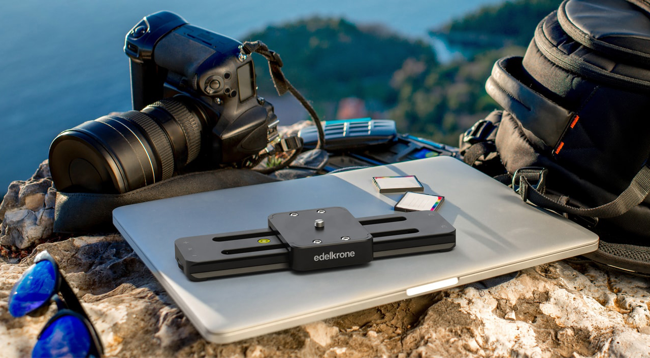 Edelkrone SliderONE Is The World's Most Compact Camera Slider