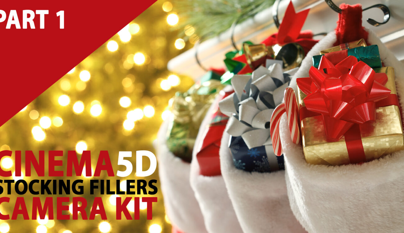 Part 1 - Top 10 Must-Have Camera Kit Stocking Fillers Below $100