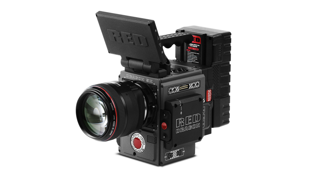 RED Scarlet-W Camera Announced - 5K 60fps, 4K 150fps, 2K ProRes