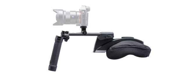 Redrock Mini Rigs Shoulder Setup