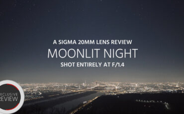 Sigma 20mm F/1.4 Art Lens Review - Moonlit Night