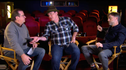 Tarantino's & P.T. Anderson's Christmas Geek Talk:  70mm Film Projection vs. Digital