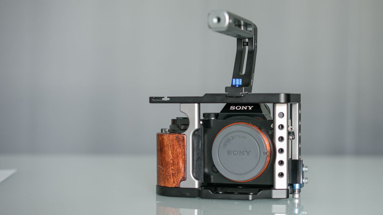 best-sony-a7s-cage