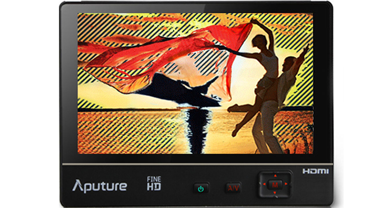 The VS-2 FineHD, the most feature-packed of the Aputure Full HD Monitors