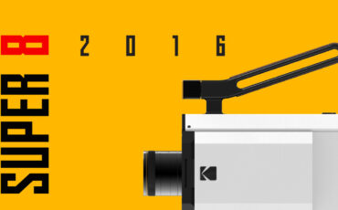 New Kodak Super 8mm Camera - A Blast From The Past at CES 2016