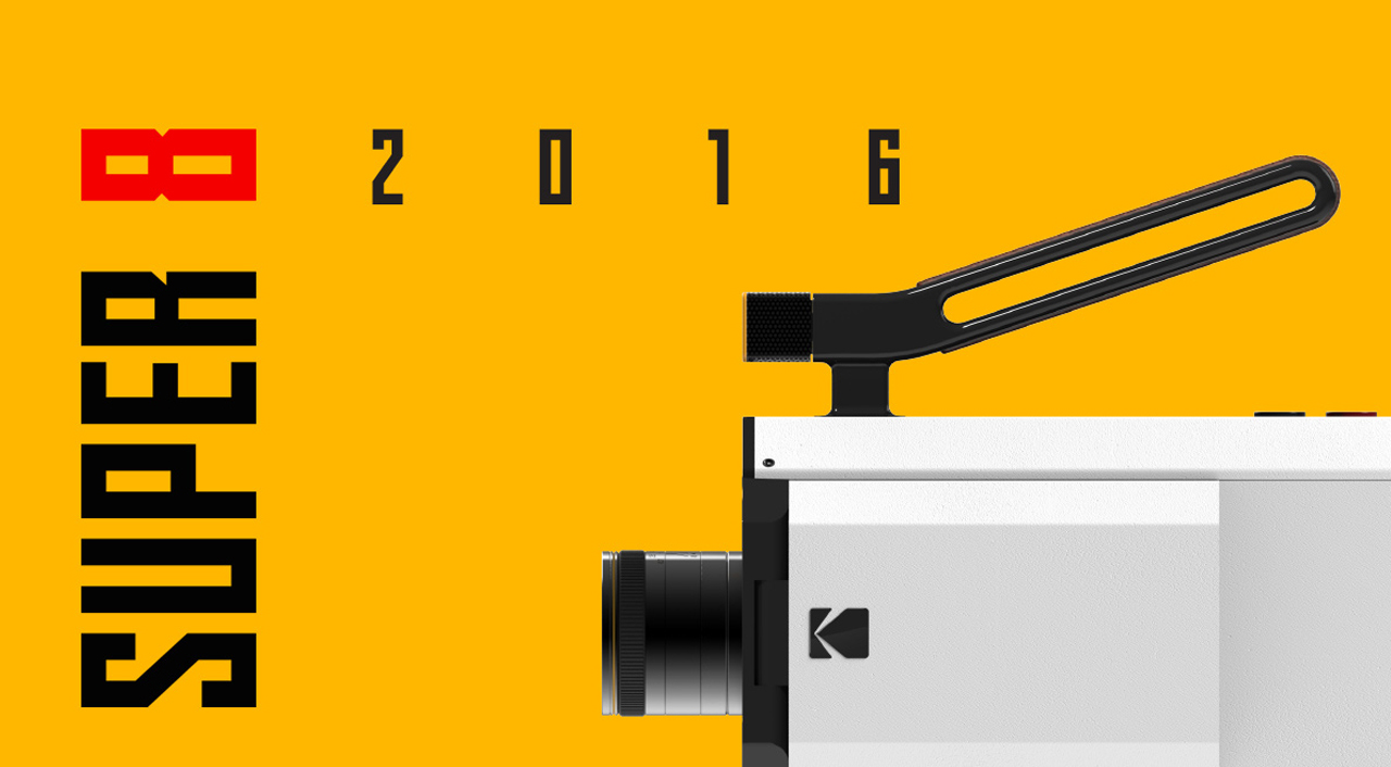new kodak super 8mm camera a blast from the past at ces 2016