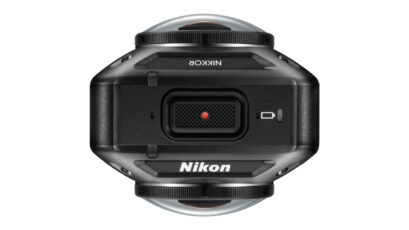 Nikon Introduces Innovative 360 Action Camera