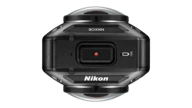 Nikon-360-action-cammera