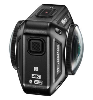 Nikon-360-action-cammera-keymission
