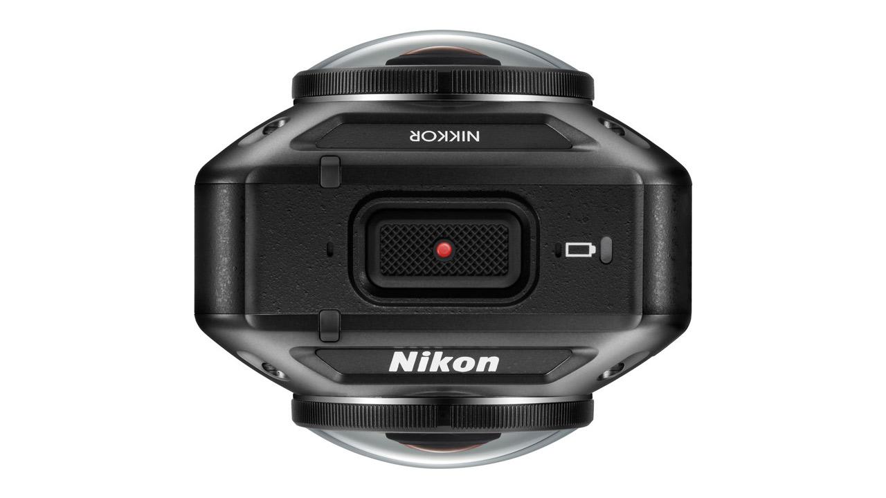 Nikon Introduces Innovative 360 Action Camera