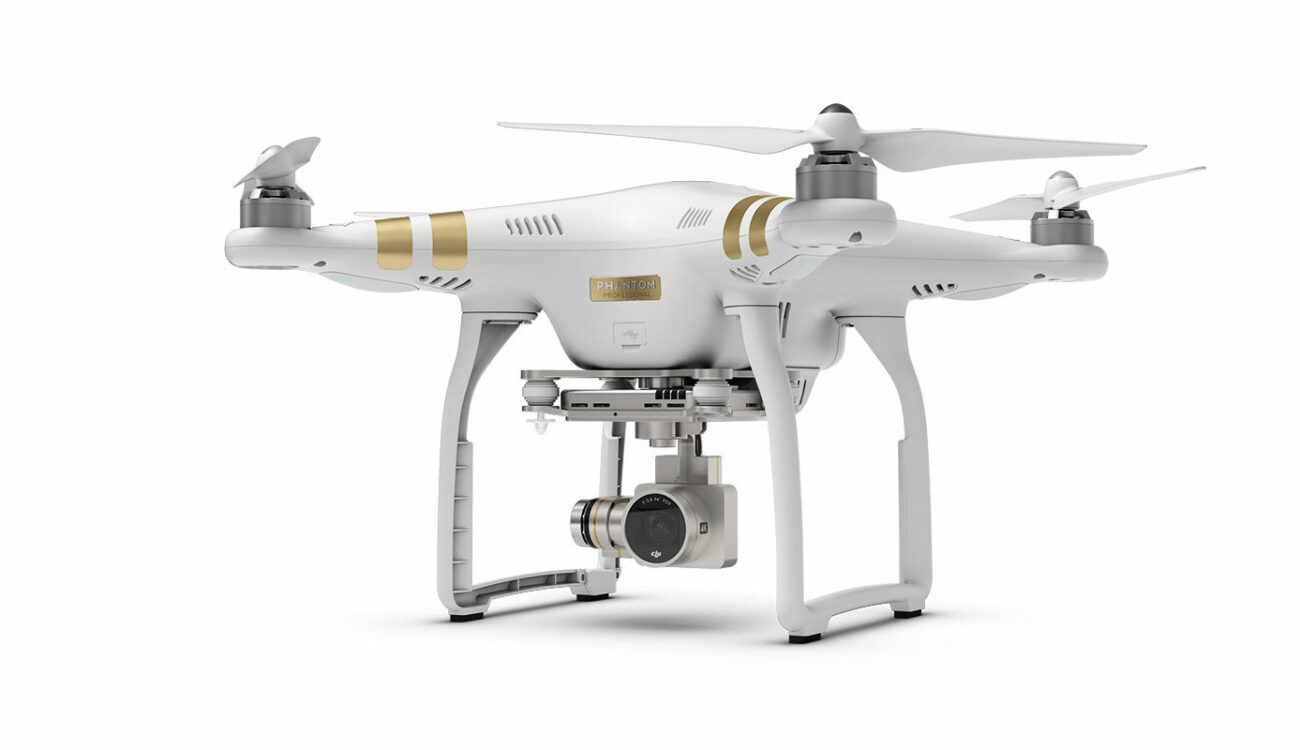 DJI Announces Phantom 3 4K & DJI Inspire 1 Black Edition