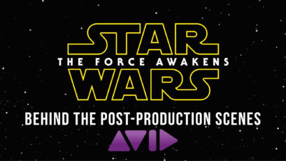 A Look Behind the Post-Production of Star Wars - The Force Awakens