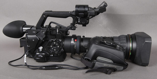 Sony FS5 B4 Lens