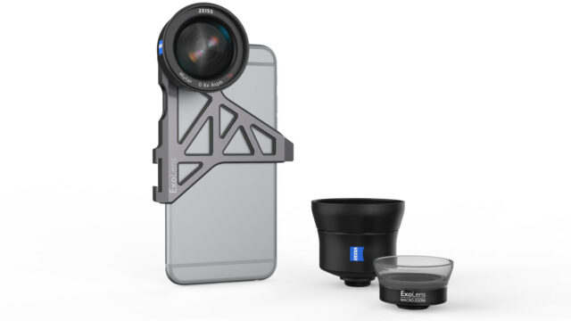 Zeiss iPhone Lens