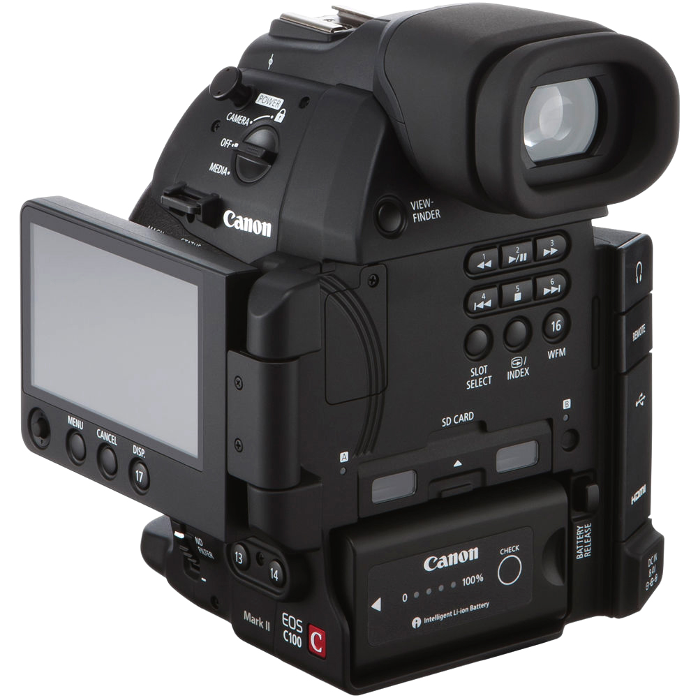 Canon C100 Mark II and Original Now Over $1000 Price
