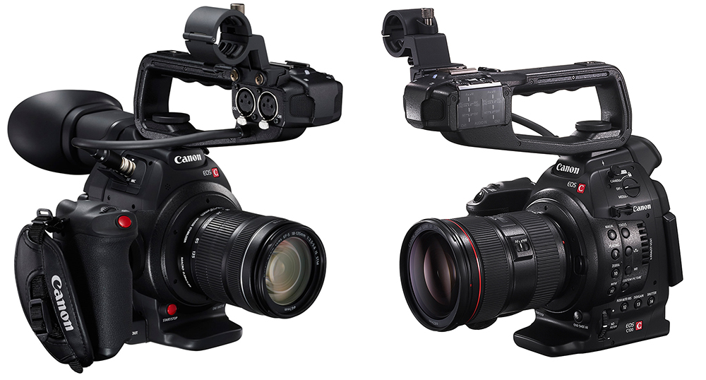 Canon C100 Mark II and Original Now Over $1000 Price Reduction