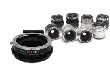 New Smart Versions of Sony E Mount Adapters