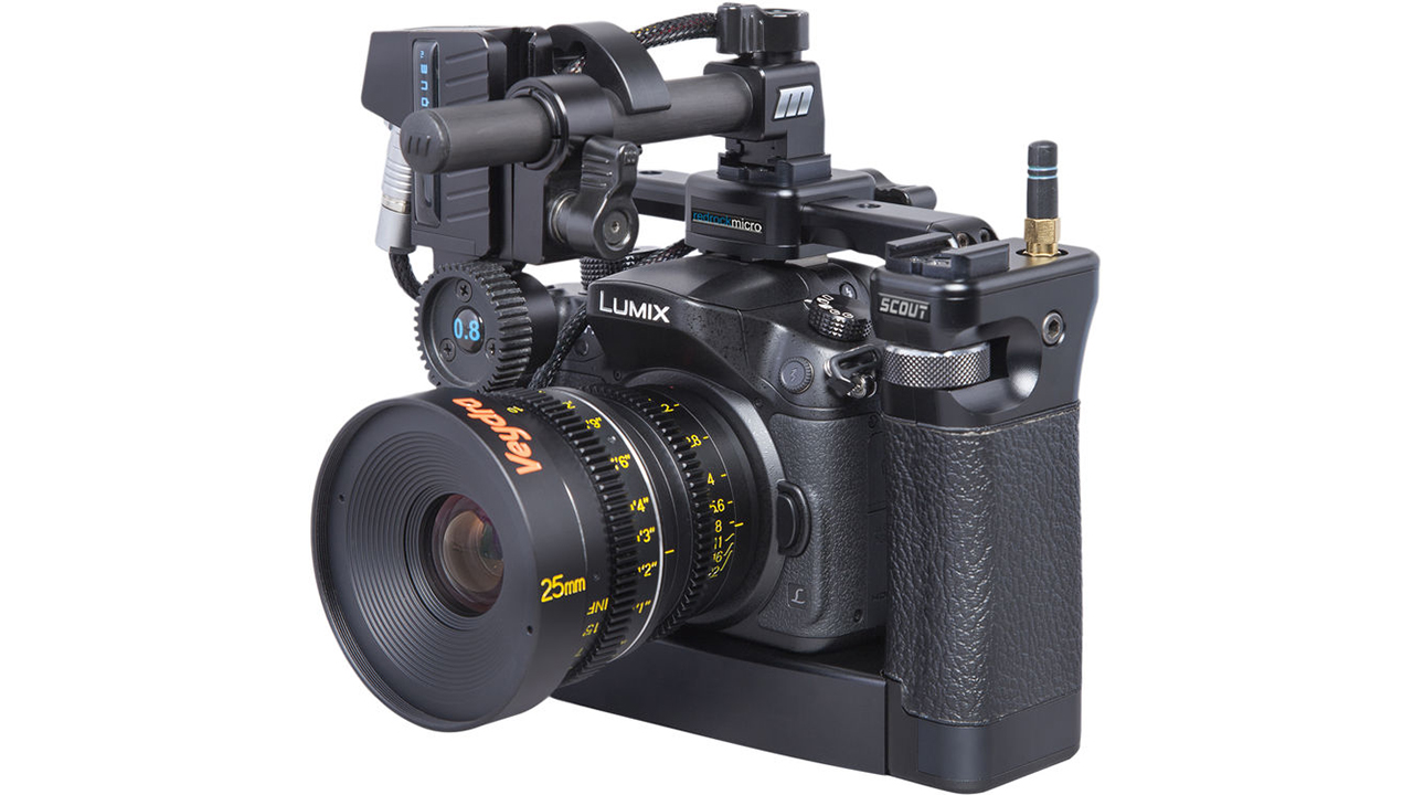 Now shipping: Redrock Micro Scout - A New Kind of Active Camera Cage
