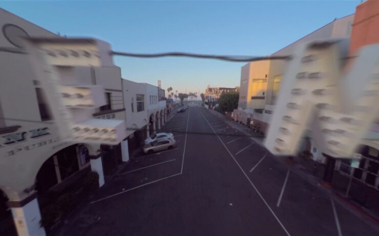See How This Impossible Drone Shot was Achieved