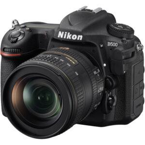 Nikon 4K DSLR d500