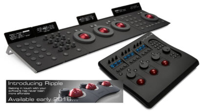 The Tangent Ripple - A $350 Color Grading Control Panel
