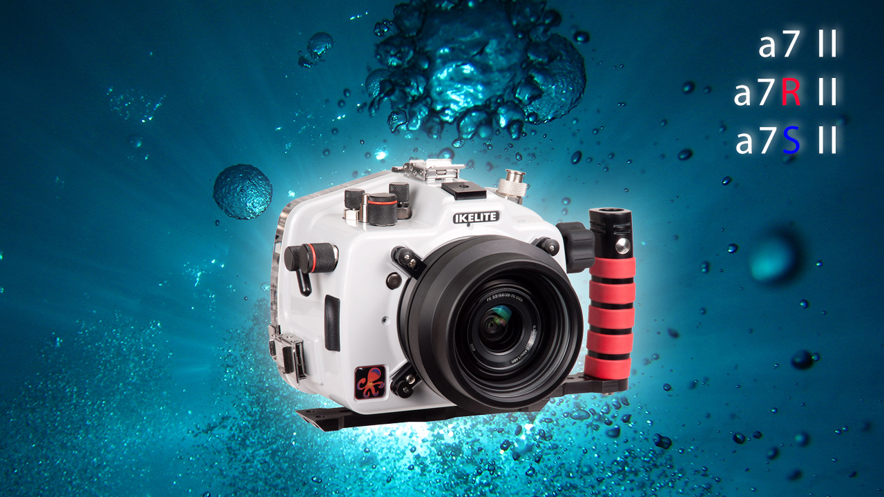 Ikelite Underwater Housing for the Sony a7 Range