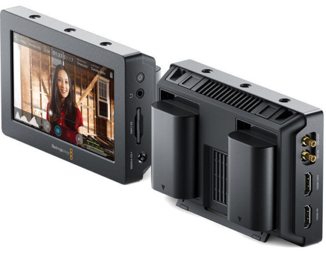 Blackmagic Video Assist Firmware 1.2
