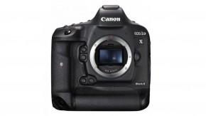 Canon 1DX Mark II - Front (1 of 1)